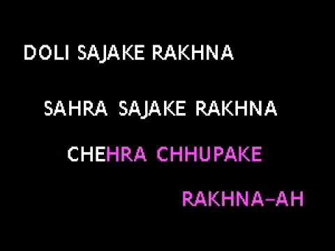 Mehndi Laga Ke Rakhna video
