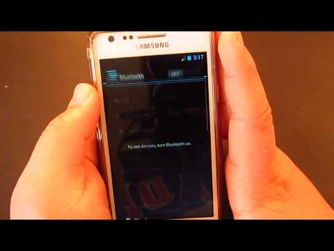 CyanogenMod 10 Android 4.1 Jellybean on Samsung Galaxy S2