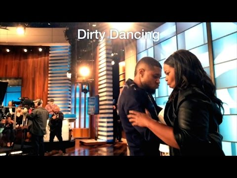 Heads Up! Usher and Octavia Spencer's Bad Behavior