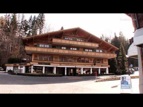 Location TV: Gstaad, Promenade