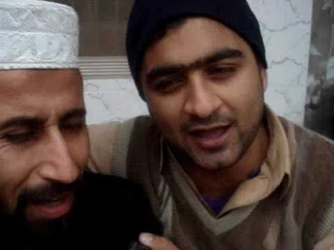 Arif And Gori Singing meda Ishk V Tu video