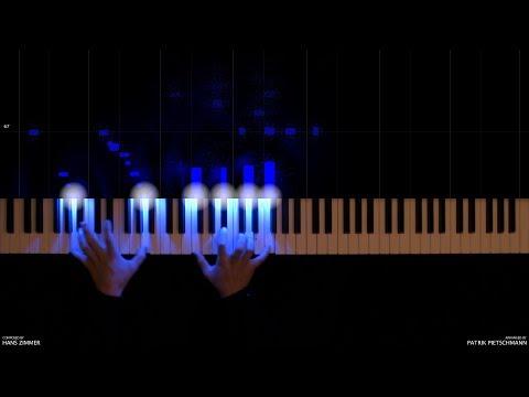 The Dark Knight - Main Theme (Piano Version) + Sheet Music