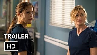 Station 19 (ABC) Trailer HD - Grey's Anatomy Firefighter Spinoff