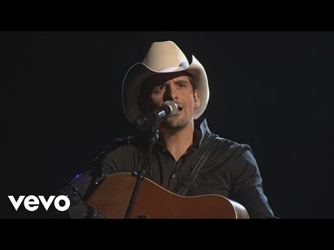 Brad Paisley - This Is Country Music (cma Awards '10) video