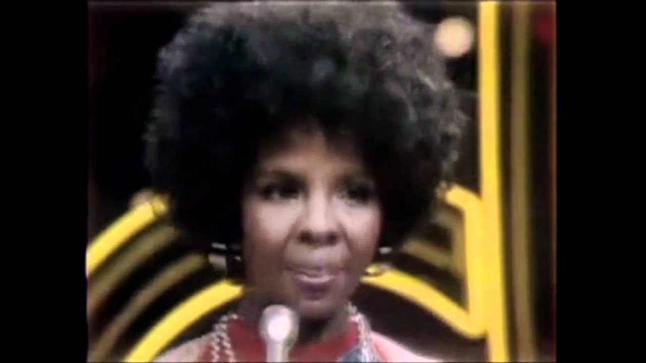 Gladys Knight The Pips Giving Up