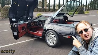 What It's Like to Own an Old Corvette