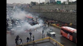 ثورة البنزين.. القصة الكاملة للاحتجاجات في إيران