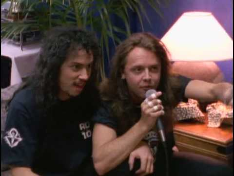 Metallica - Live Shit: Binge and Purge intro (part 1)