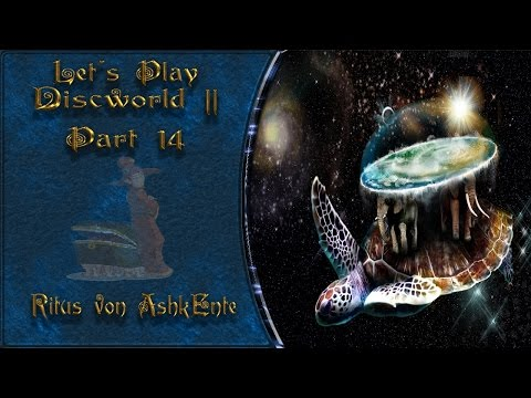 video thumbnail: Let´s Play:Discworld II – Vermutlich vermisst[#14...