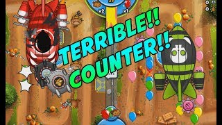 What Was That? Terrible Counter Rush!! - Bloons TD Battles