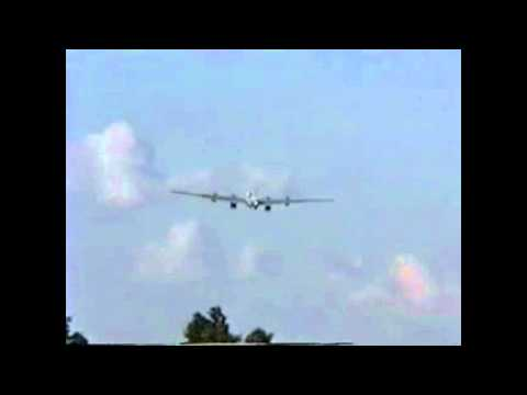 Worlds Largest RC Plane Crash