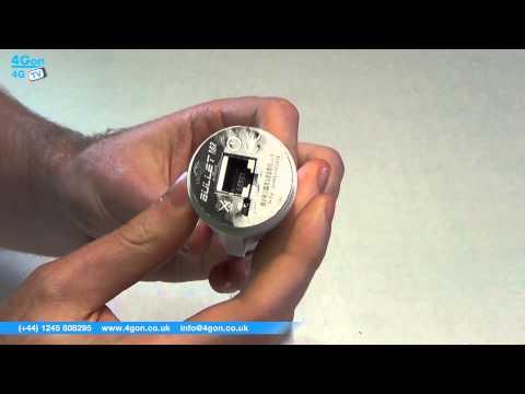 Ubiquiti airMAX Bullet M Range Video Review / Unboxing