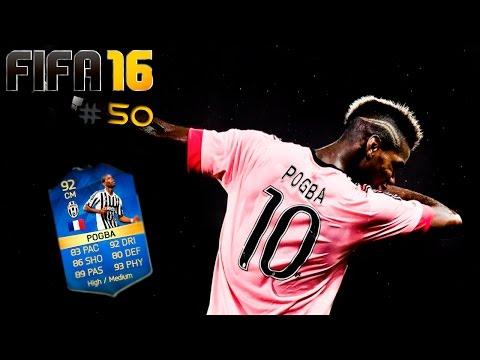 Fifa 16 UT #50 POGBA TA SUPER BESTA !