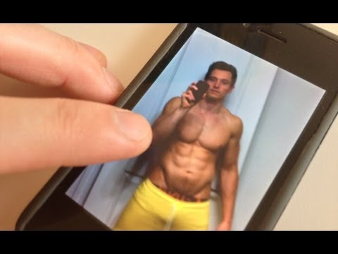 Don't Scroll Through A Gay Man's Iphone. video