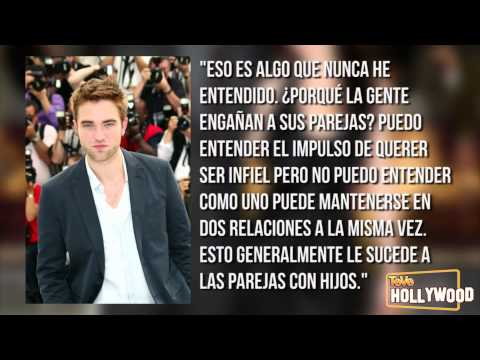 Rob Pattinson: Como Se ENTERO De Kristen Engañándolo
