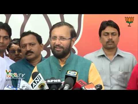 Shri Prakash Javadekar byte on PM's address to the nation on Independence Day - 15.08.2014
