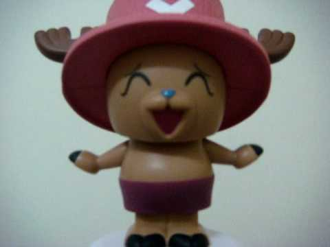 Tony Tony Chopper Solar Power Dancing Toy
