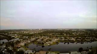 My First FPV RC Plane Test Flight Video