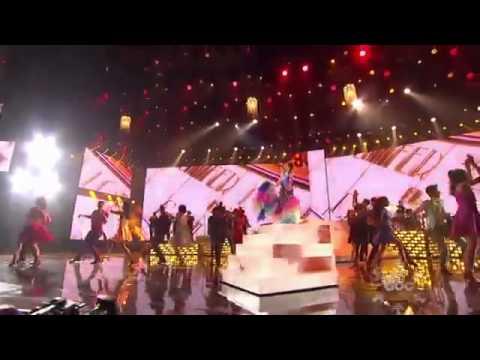Jennifer Lopez - Celia Cruz Tribute (Feat. Maks Chmerkovskiy)
