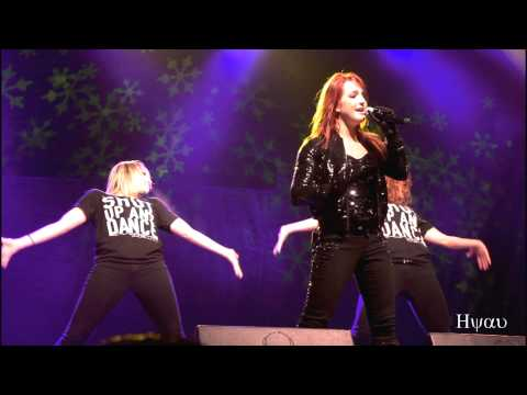 Shut up and dance - Victoria Duffield (live)  Surrey tree lighting...