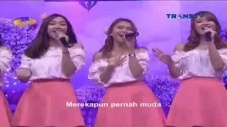 Cherrybelle - Pernah Muda A Night To Remember TransTV 22 Oktober 2016