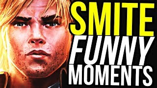 CRITCULES RETURNS WITH NEW MALICE! - SMITE FUNNY MOMENTS