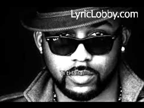 Banky W - Be My Lover Lyrics video