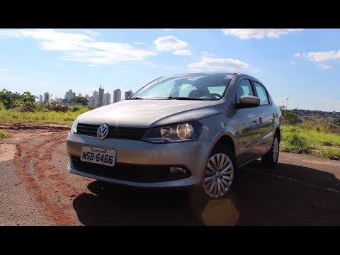 Avaliação Volkswagen Voyage I-Trend 1.0 2013 (Canal Top Speed)