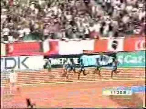 IAAF World Championships 2003 - Men&#039;s 5000m