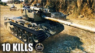 T26E4 SuperPershing ТВИНК 9K DMG, Колобанов. Эль Халлуф -лучший бой Т26Е Суперпершинг World of Tanks