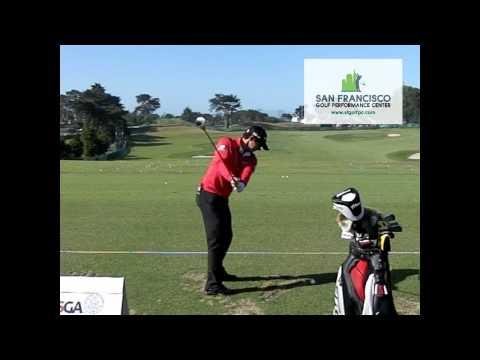 Rory Mcilroy Golf Swing DL Draw Shot