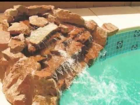 Dallas Swimming Pool and Spa Contractor.wmv