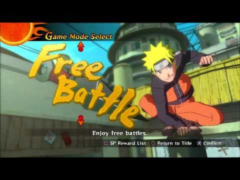 Naruto Ultimate Ninja Storm 2 Video Review