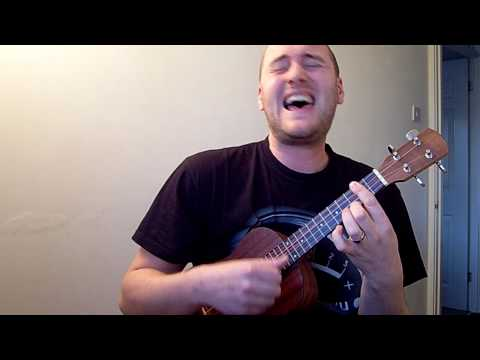 Something - The Beatles Ukulele Cover by Jonny Miller