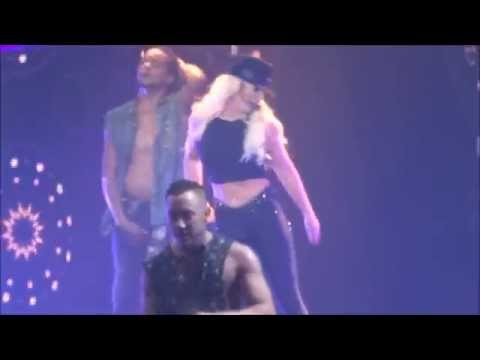 Britney Spears - Gimme More Live From Las Vegas August 2014...