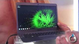 Samsung 530u Hands-on - CES 2012 - BWOne.com