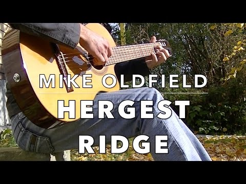 Mike Oldfield - Hergest Ridge - Excerpt