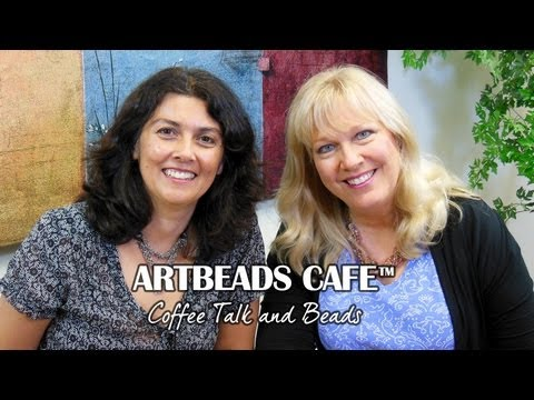 Artbeads Cafe - Kristal Wick and Cynthia Kimura Chat Byzantine Inspiration and B