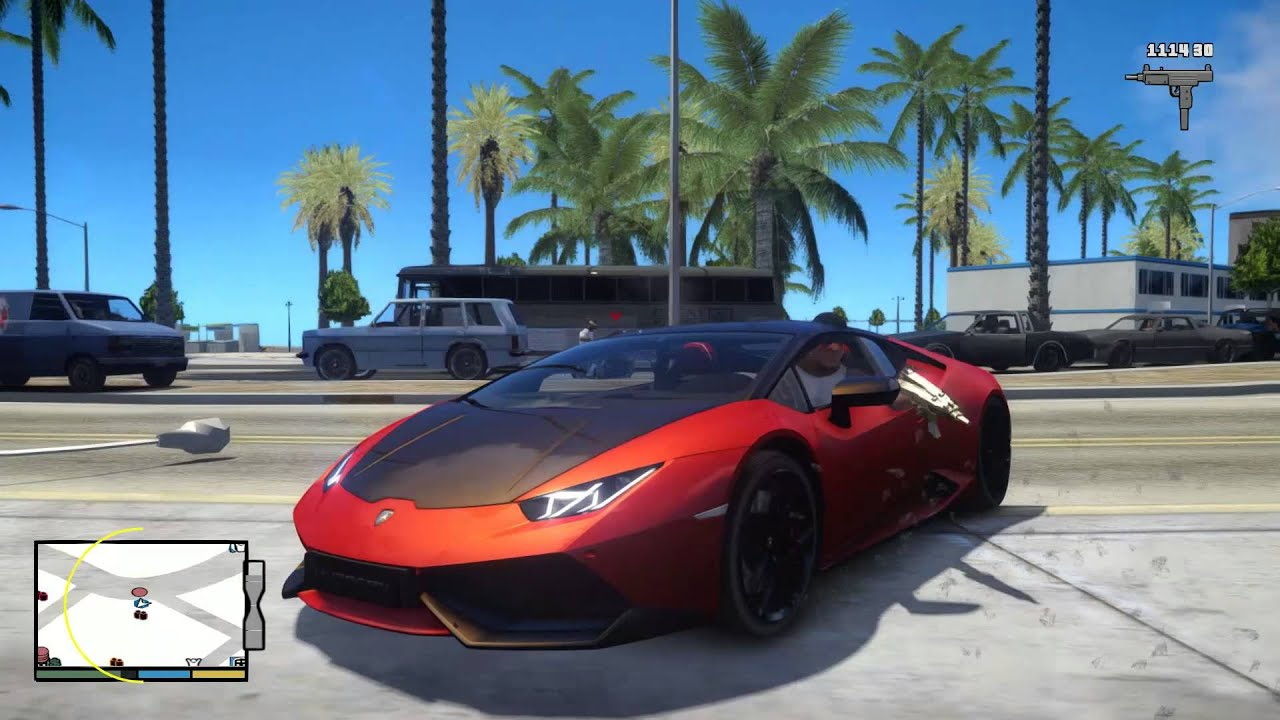 gta iv san andreas max payne iv script lamborghini huracan 2014 youtube. Black Bedroom Furniture Sets. Home Design Ideas