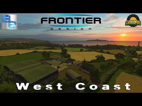First Look | West Coast | Farming Simulator 2017