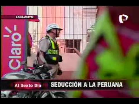El arte de la seducción a la peruana