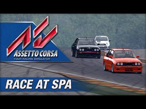 Assetto Corsa - Trento-Bondone Hill Climb, Race at Spa