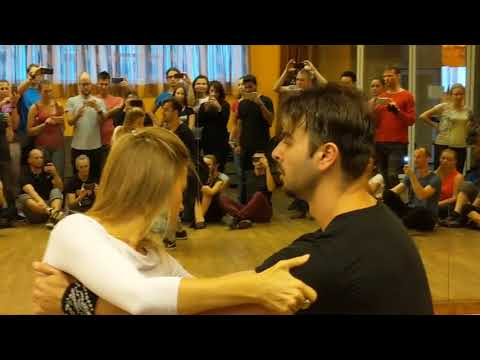 ZoukTime2018: with Lucia & Sandro in Friday afternoon workshop demo ~ Zouk Soul