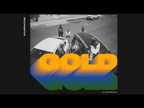 GOLD - BROCKHAMPTON