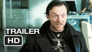 Gravity - The World's End Official Trailer #1 (2013) - Simon Pegg Movie HD