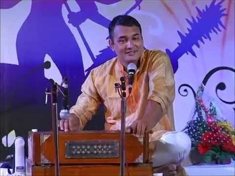 Utsav Durgapuja 2014 - Agomoni Gaan - Part Iii - Somnath Chattopaddhyay video