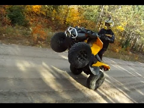 Wheelies n offroad fun with markfreeman408 and the vmuts trails.