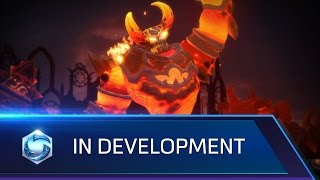 In Development: Ragnaros