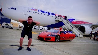Putting $100 Million Of Cars On A Private Jet?!