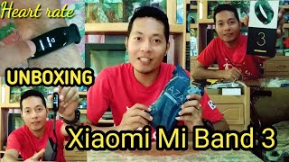 UNBOXING XIAOMI MI BAND 3